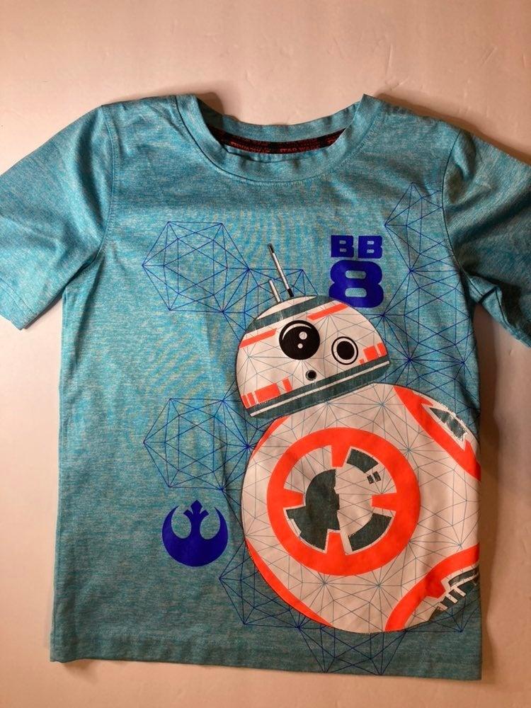 Star Wars BB-8 Moisture wicking shirt