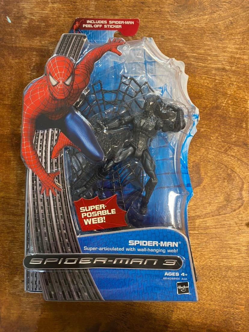 Spider-Man 3 Movie Super Articulated Web