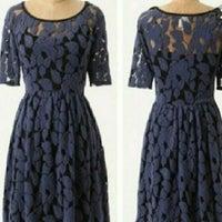 69cb637ae49a0 Anthropologie Floral Lace Dresses | Mercari