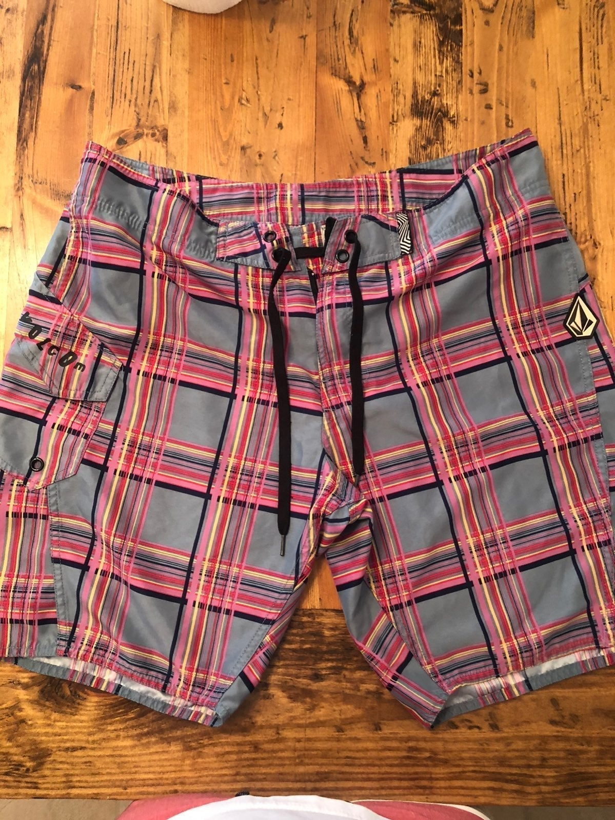 Vintage Volcom Board Shorts
