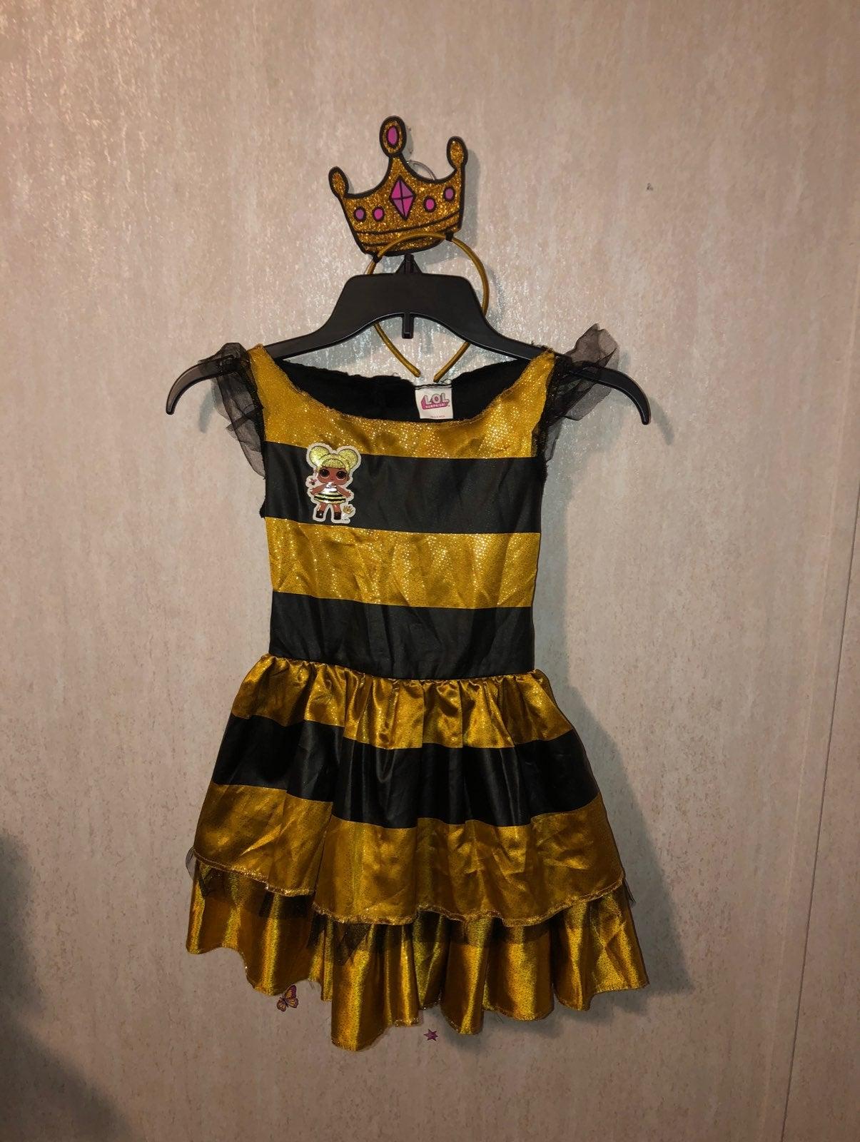 Queen bee LOL dress