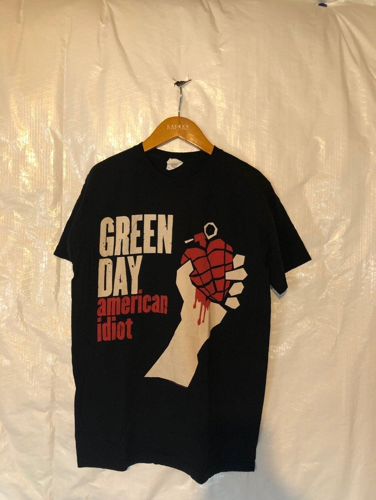 Green day, 2000's tee