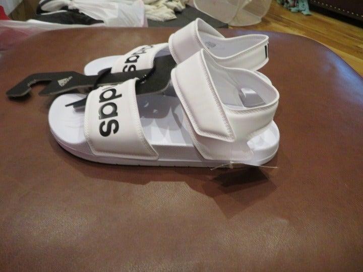 NWT Womens Adidas Sandals, 6