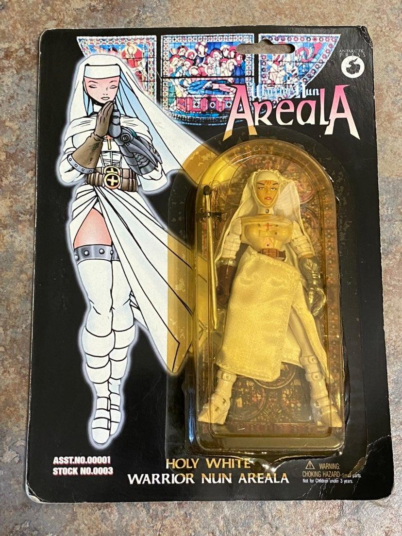 Warrior Nun Action Figure Areala
