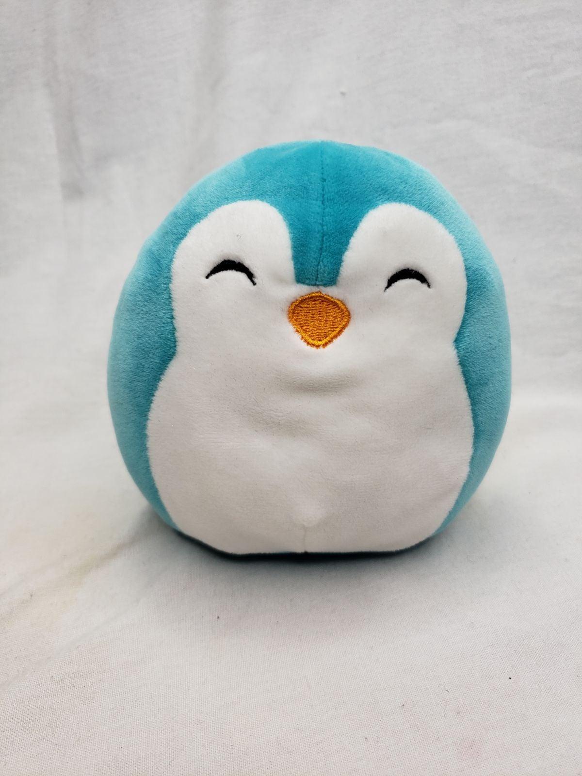 """Squishmallow Penguin Tanner 5"""""""