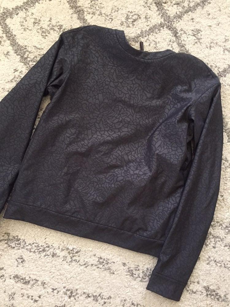 Lululemon floral jacket pullover