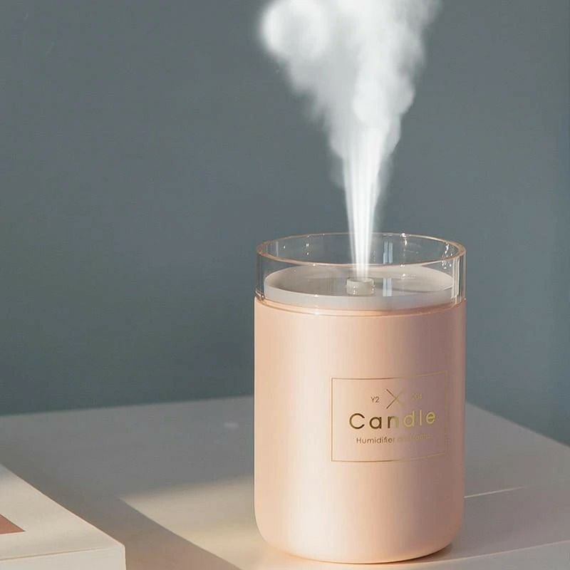Candle Essential Oil Diffuser