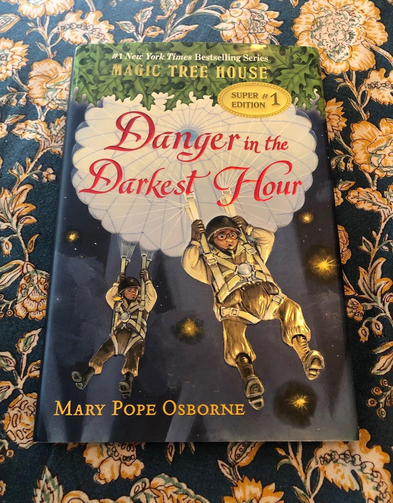 magic tree house books