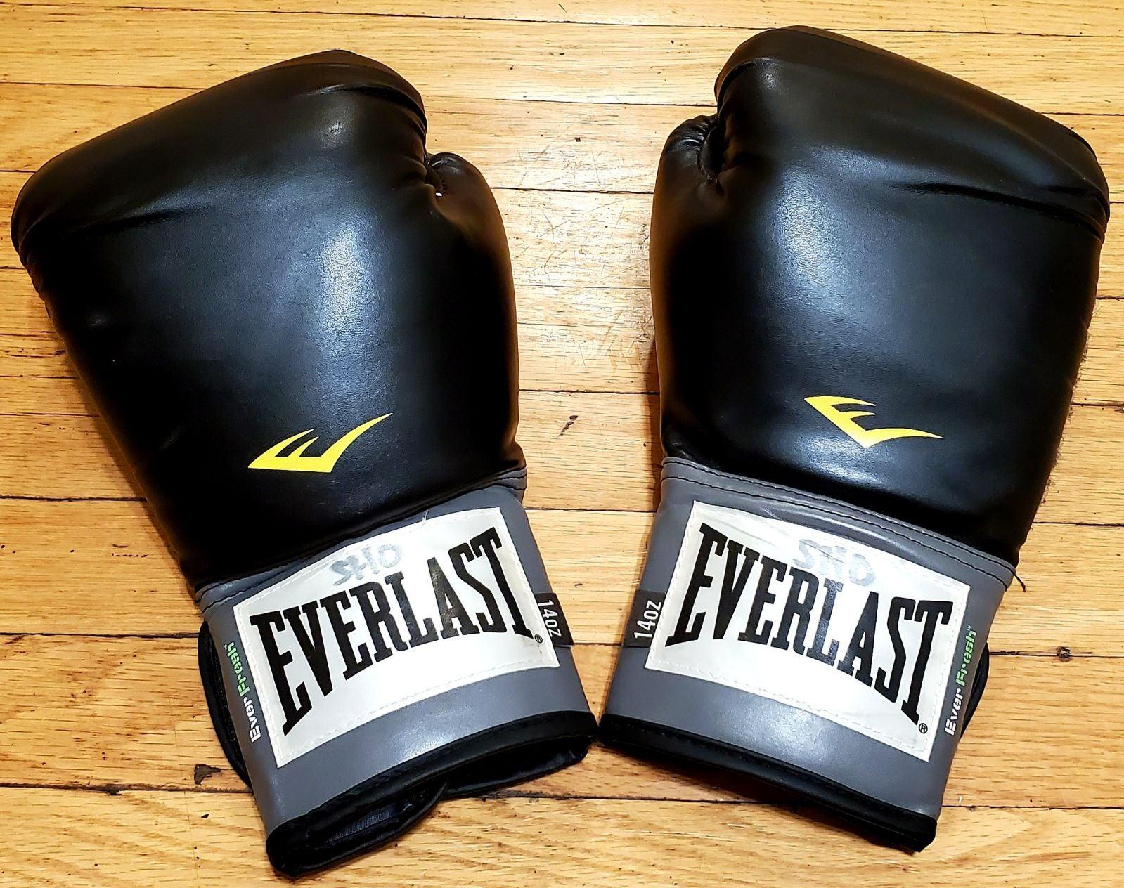 Everlast Ever Fresh Boxing Gloves 14oz