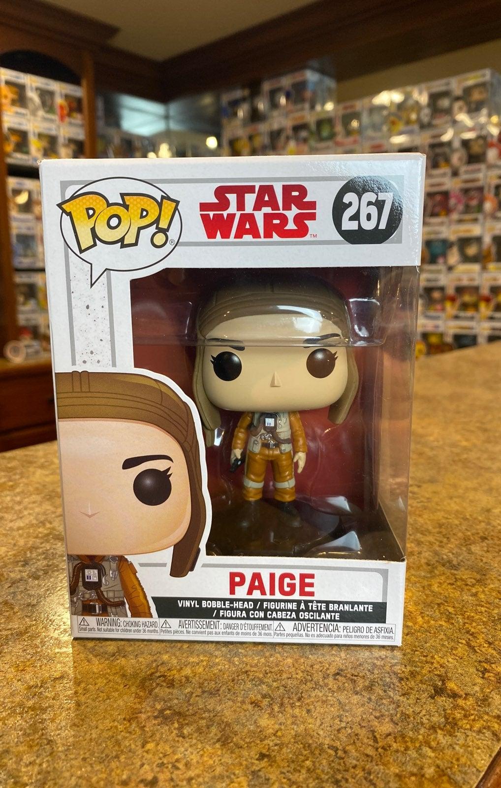 Funko Pop Paige 267 Star Wars