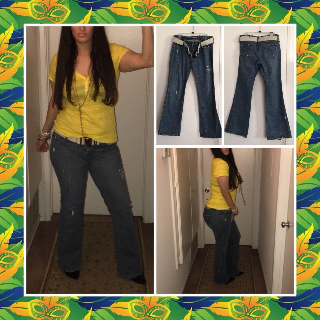 Ripped jeans sz 11/12 by Bubblegum.