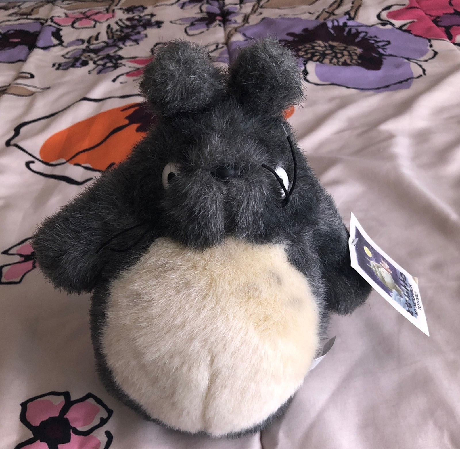 studio ghibli my neighbor totoro plush