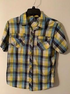 Ocean Current Boys size Large Shirt