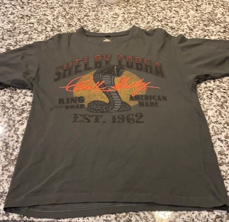 Ford Shelby Cobra Shirt Medium