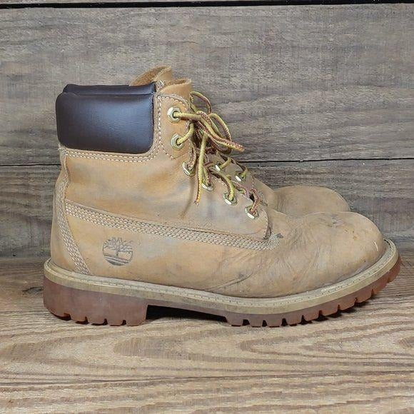 Timberland Youth 6-Inch Waterproof Boots
