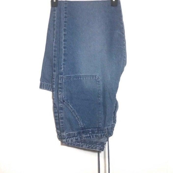 Carolina Blues Drawstring Plus Jeans