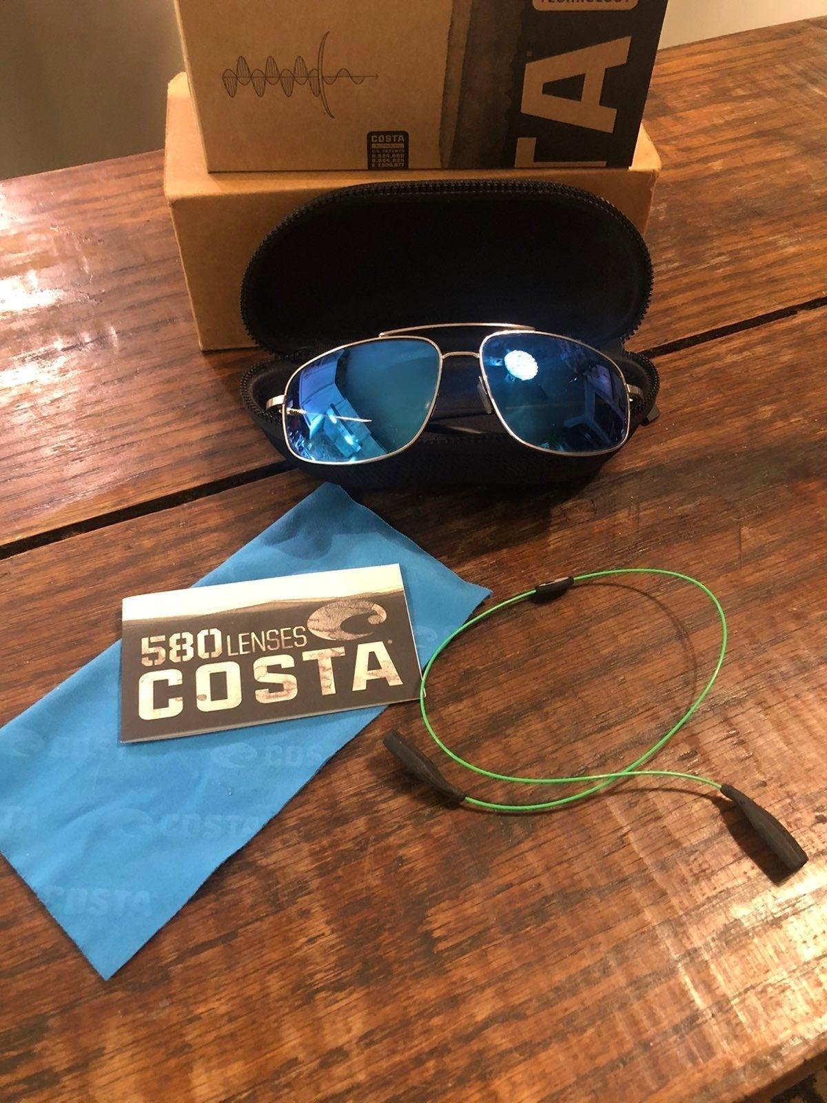 Costa mens Del Mar sunglasses