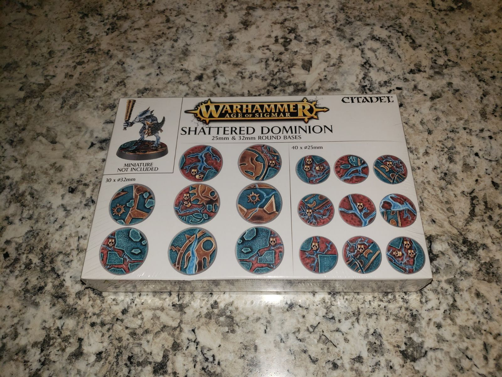 Warhammer age of sigmar, bases, NEW