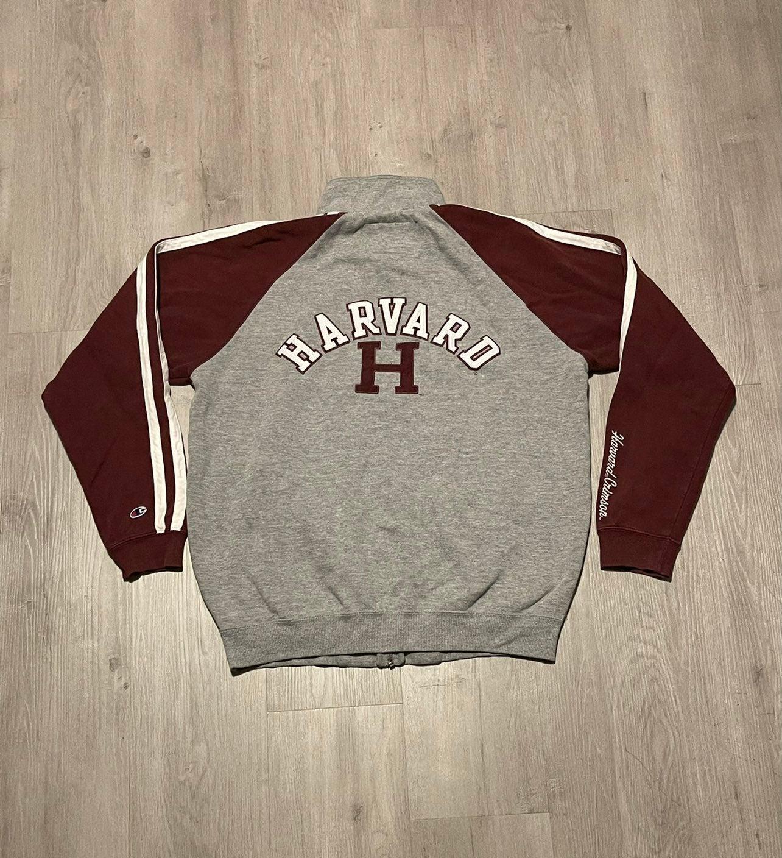 Vintage Champion HARVARD UNIVERSITY Jack