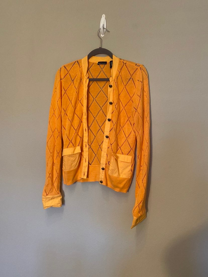 Funky blouse sweater