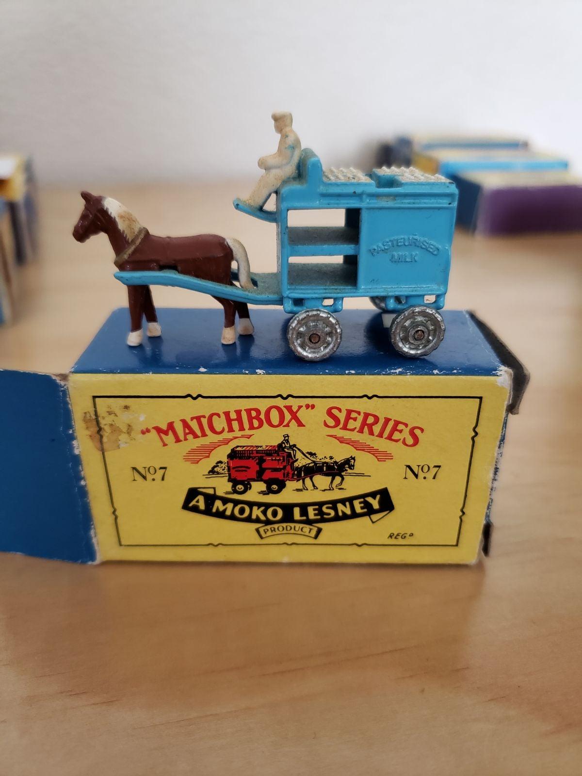 Matchbox Car No. 7