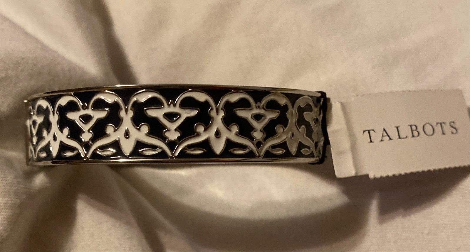 Black and White Talbot's Bracelet