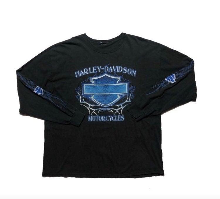 Early 2000s Harley Davidson Long Sleeve
