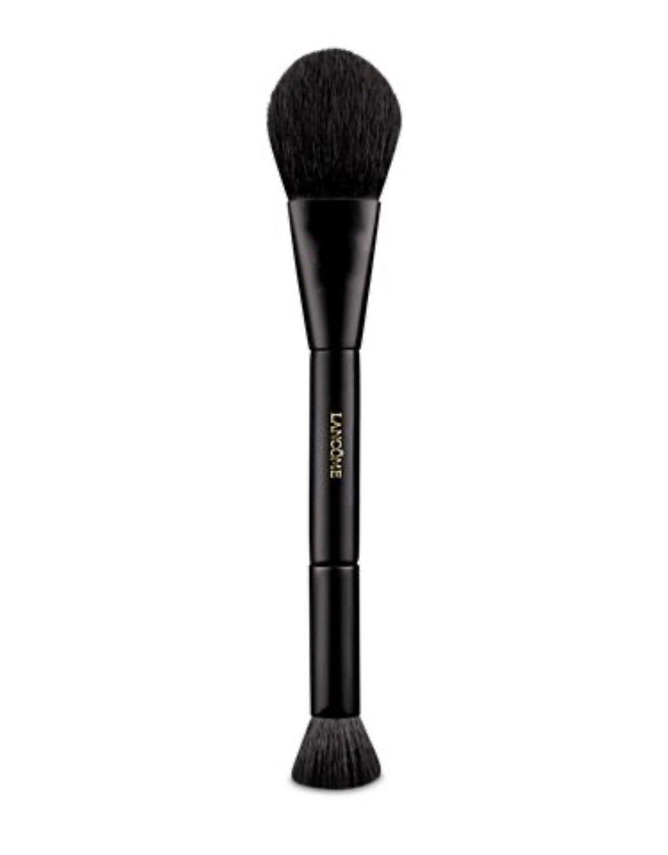 Lancome dual-ended shadow & blush brush