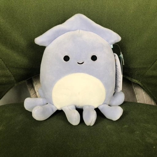 """Stacy the Squid Squishmallow 5"""" NWT"""