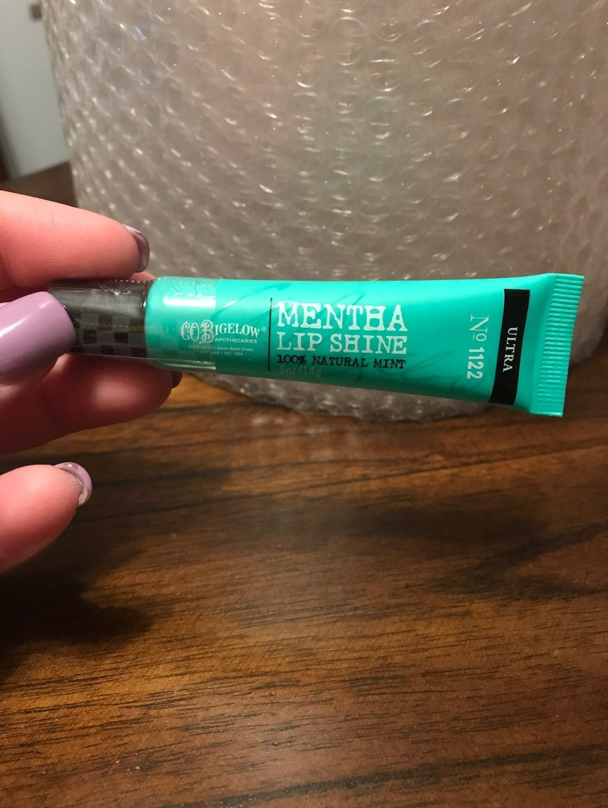 CO Bigelow Mentha Lip Shine- Ultra