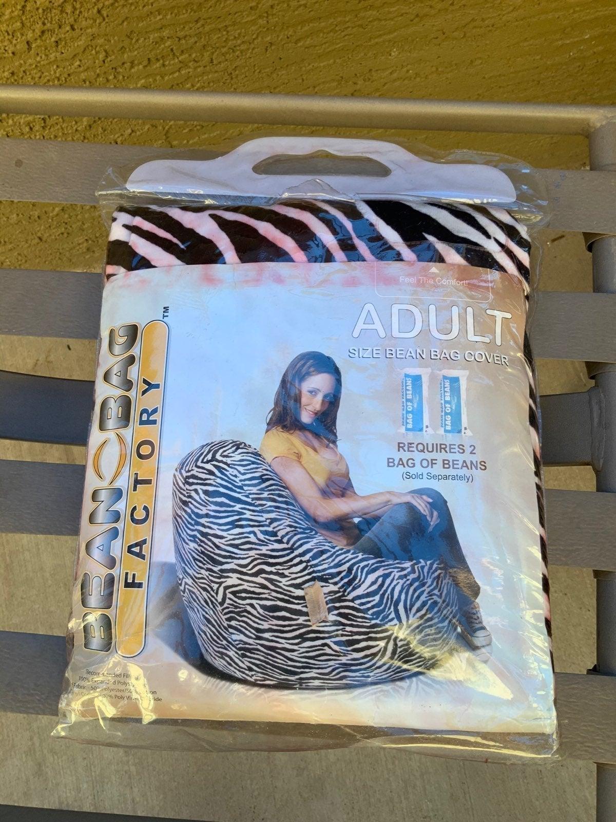 Adult Bean Bag Cover