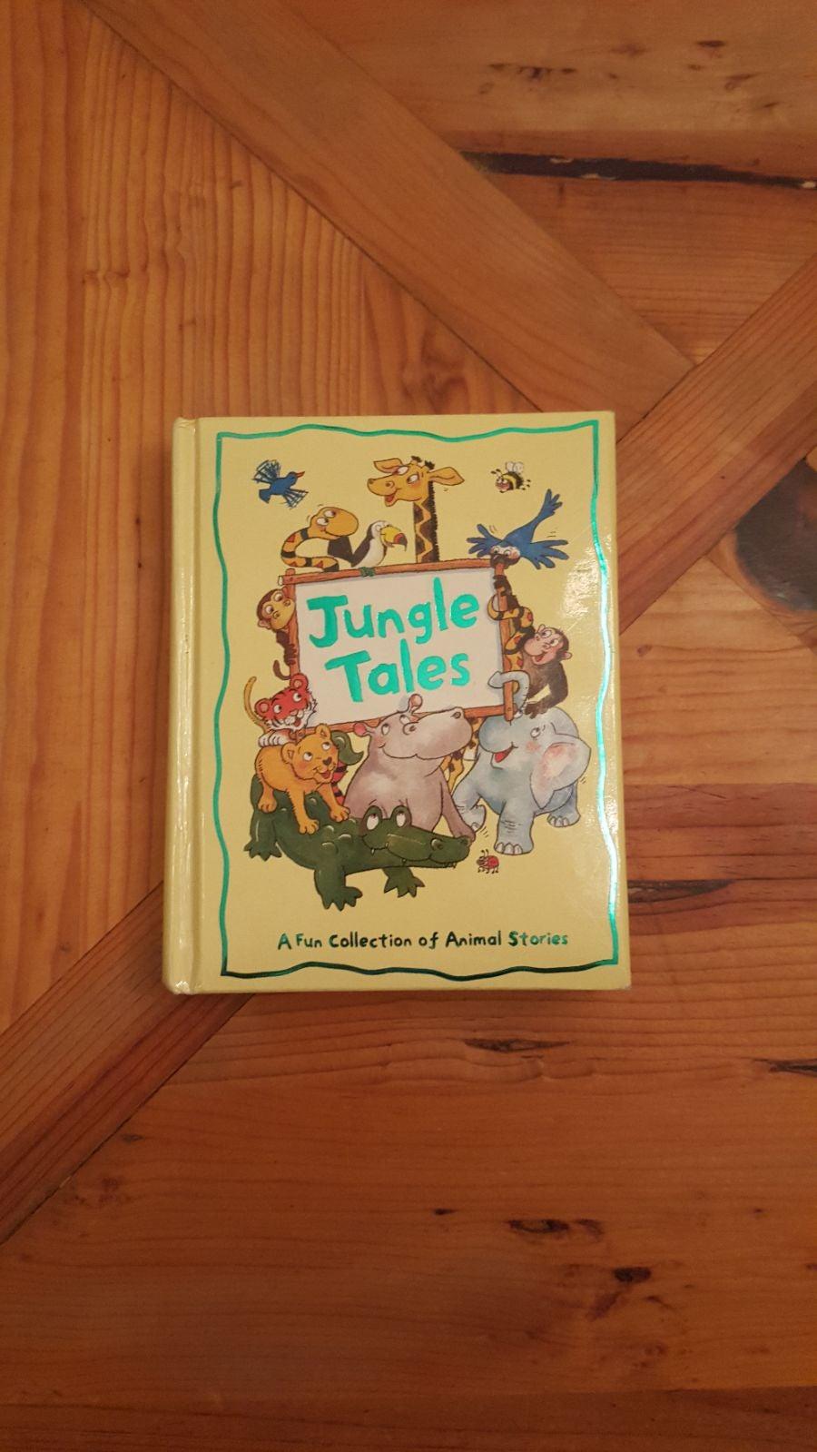 Jungle Tales Book, Children's Animals St