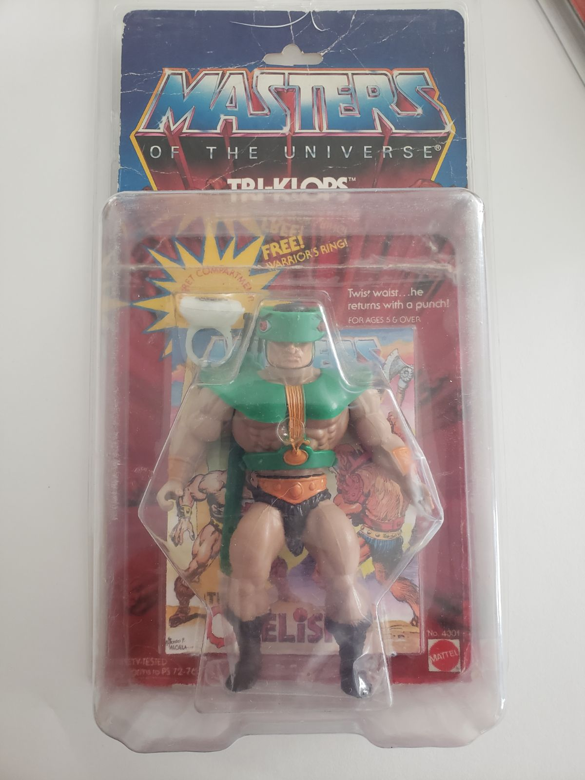 Masters of the Universe - Tri-klops