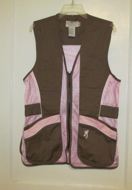 Browning Sporter ll Shooting Vest(M)-NEW