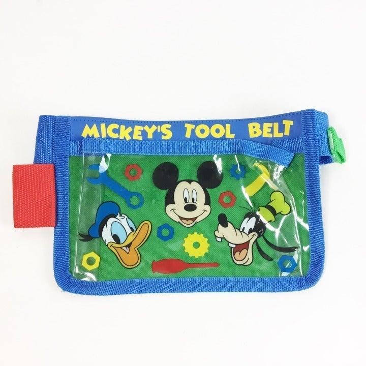 Mickey's Tool Belt Child Size Toy Belt