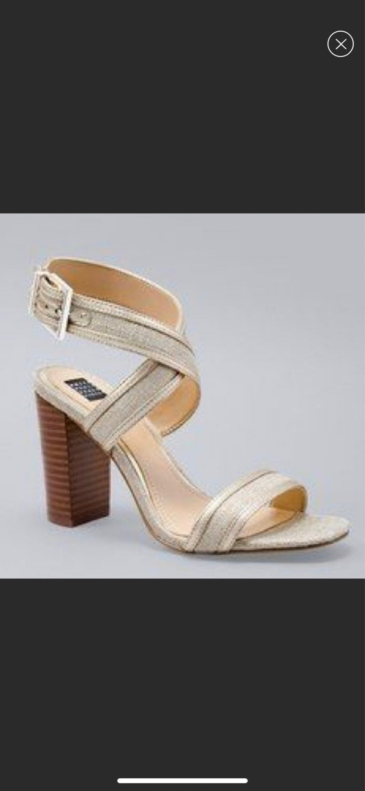 White House Black Market Parker Sandals