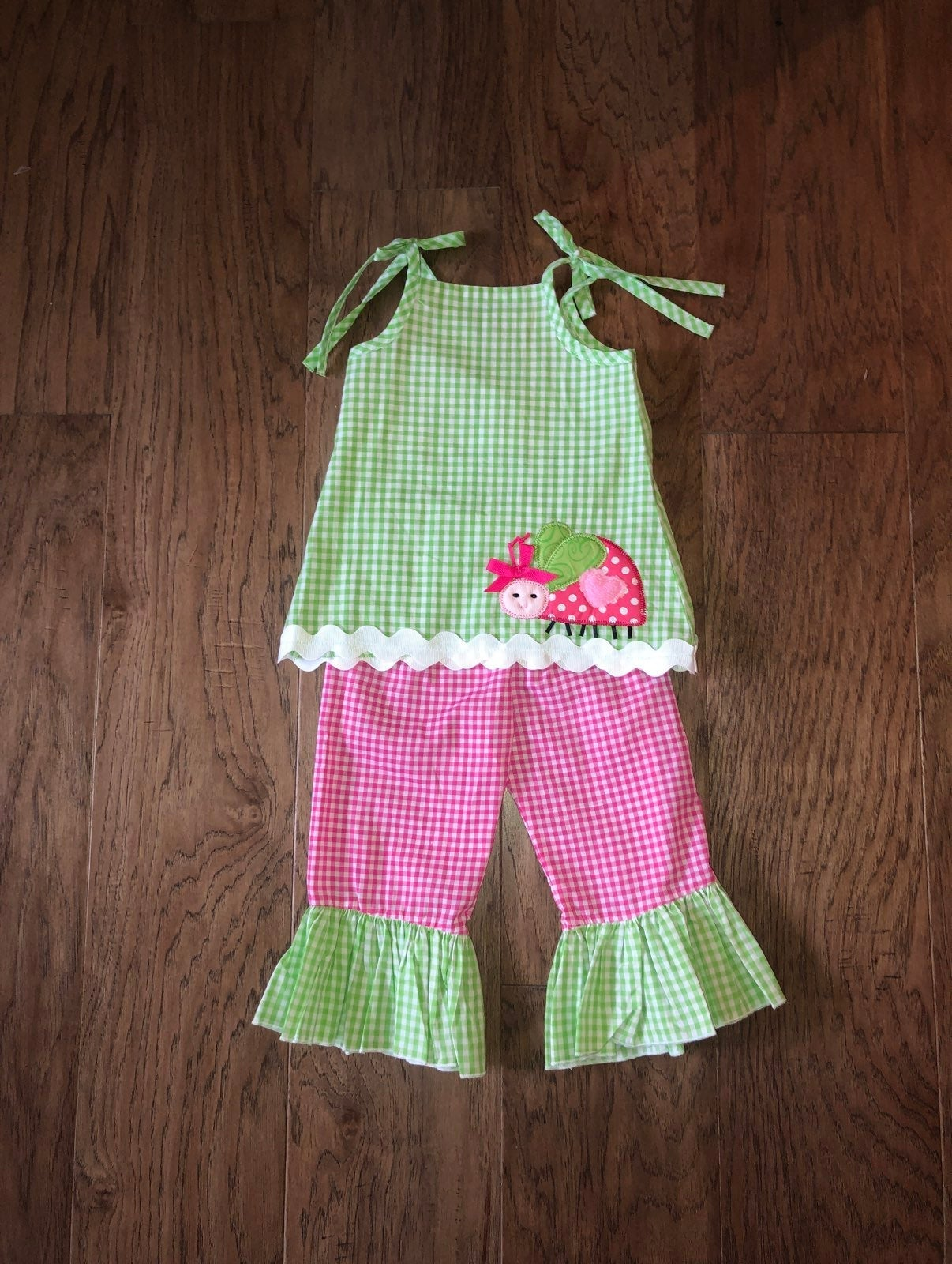 MudPie Outfit 12-18Months
