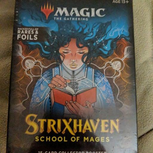 Magic: The Gathering Strixhaven: School