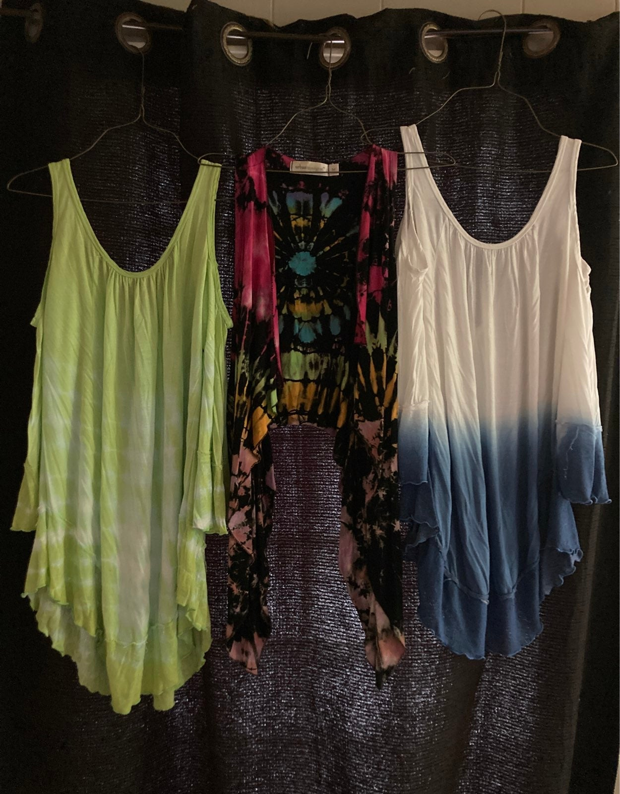 Womens tops lot of 3 size M