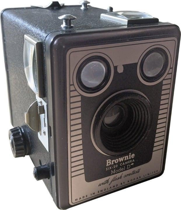 Brownie Six-20 Camera Model D