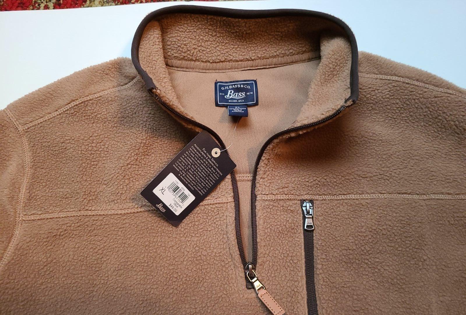 1/4 Men's Heavy Weight Fleece Pullover