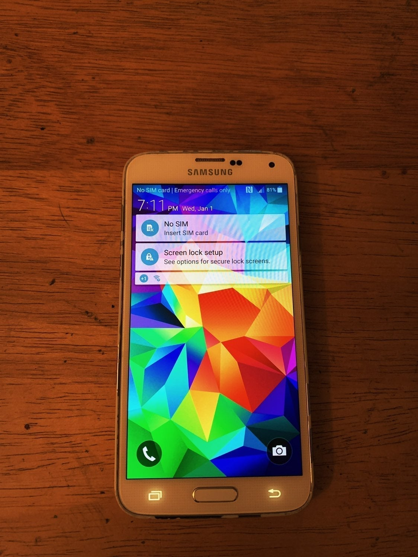Samsung Galaxy (AT&T)