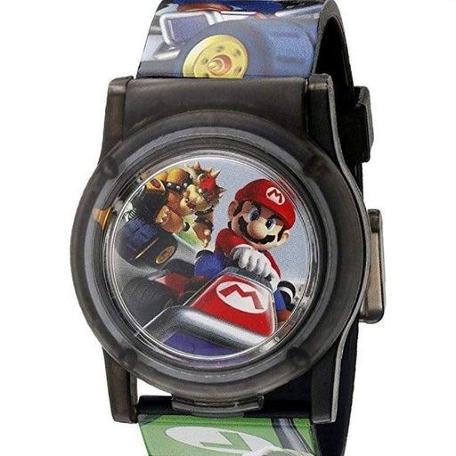 kids Mario kart watch