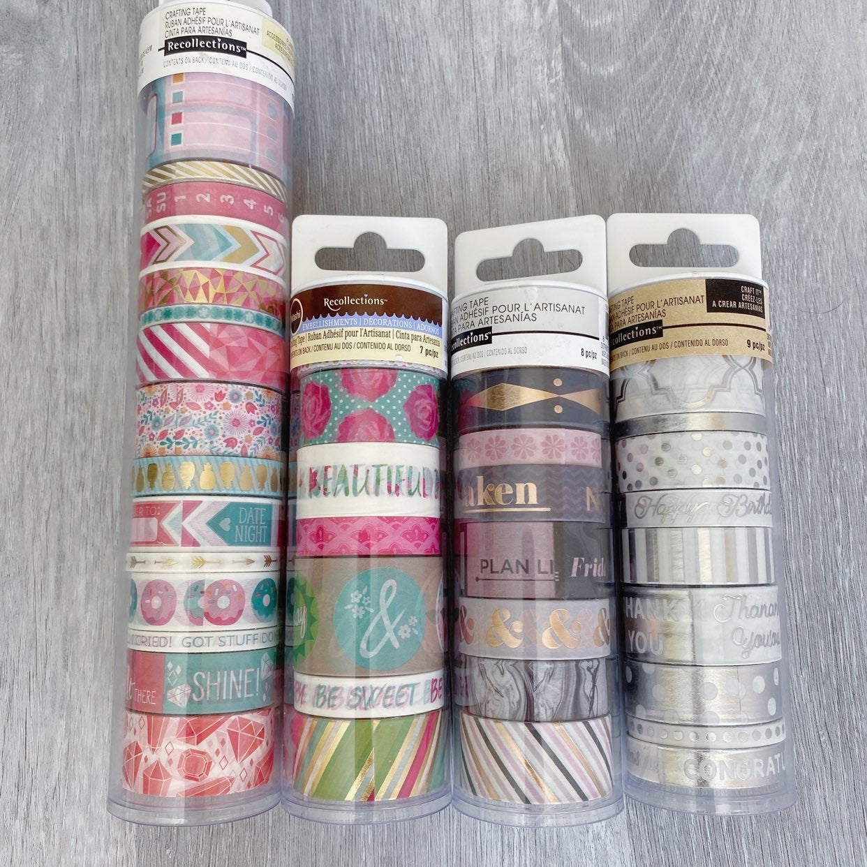 Recollections Washi Tape Bundle