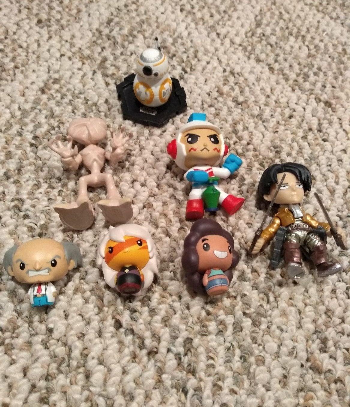 Funko Mystery Mini Lot
