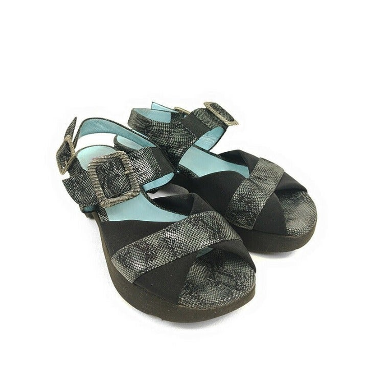 Thierry Rabotin Comfort Sandal Platform