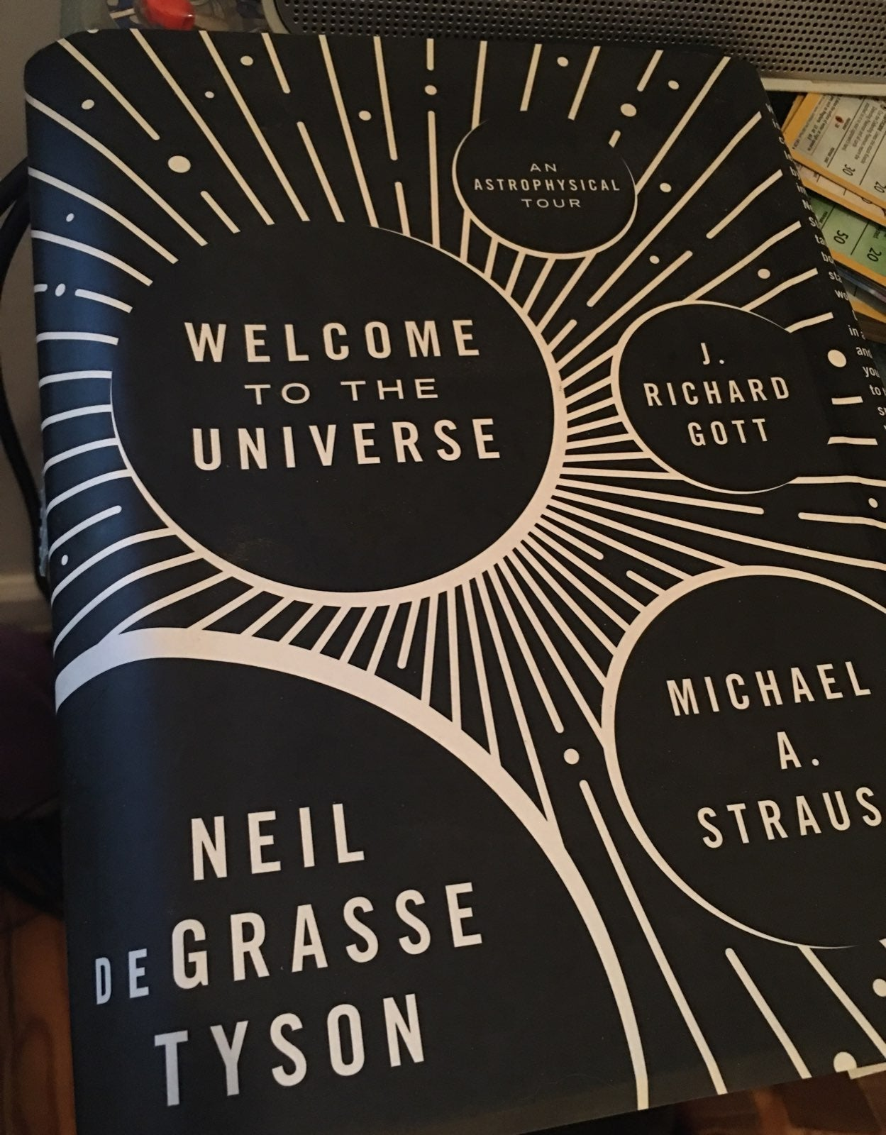 Welcome To The Universe:Neil Degrasse