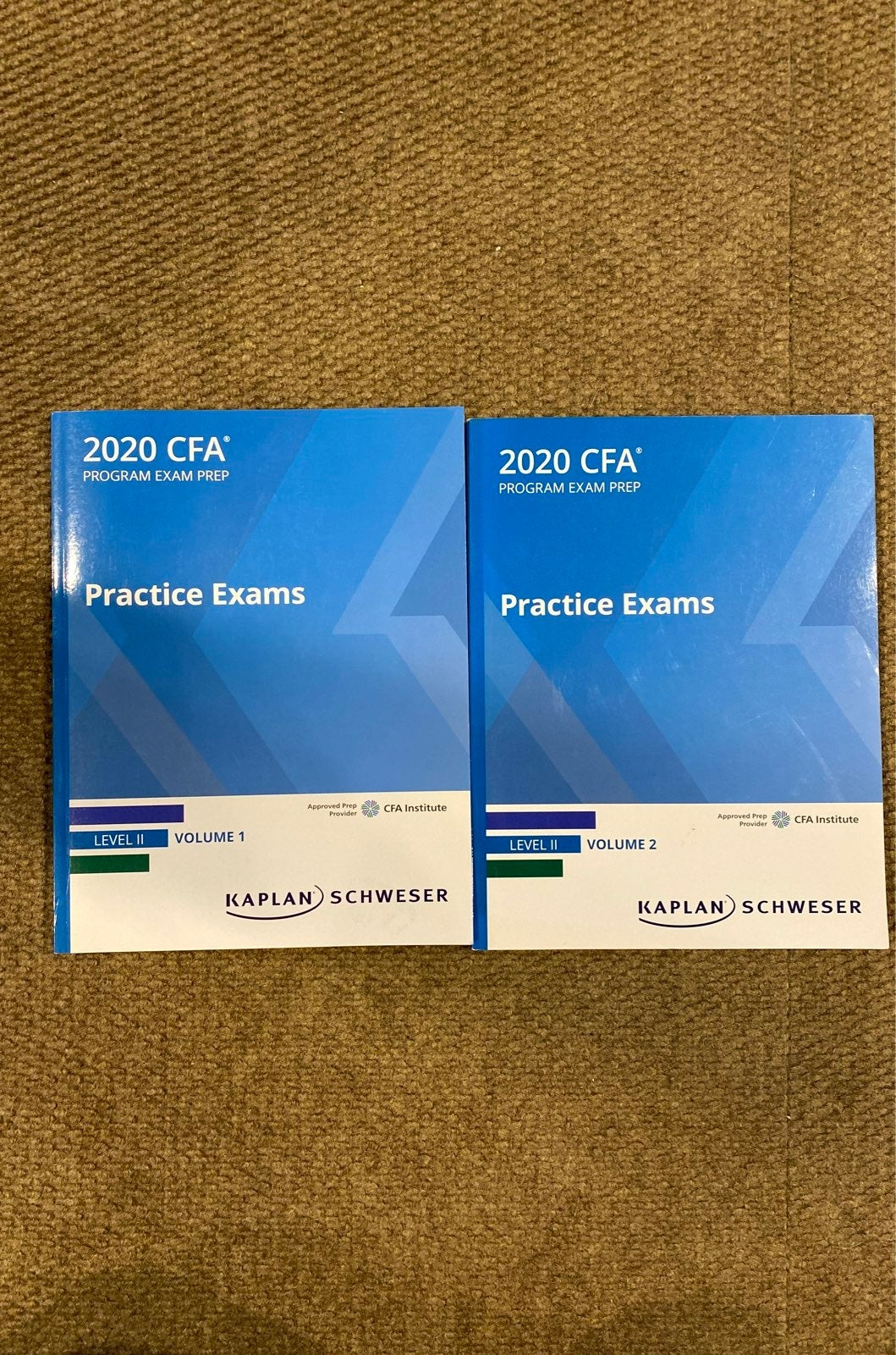 Kaplan/Schweser 2020 CFA Exam Level II