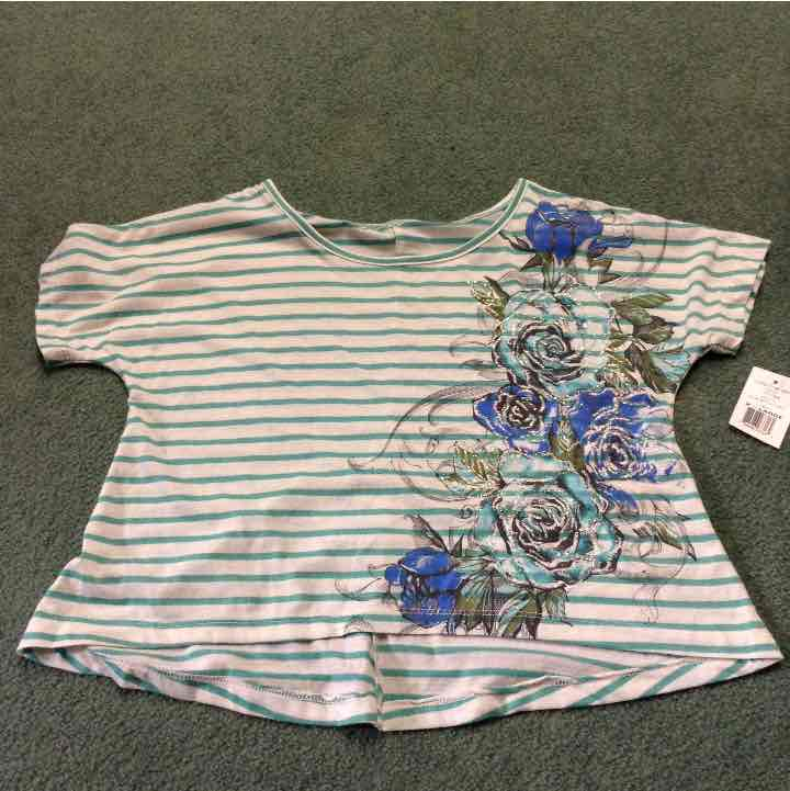 Girls cropped T