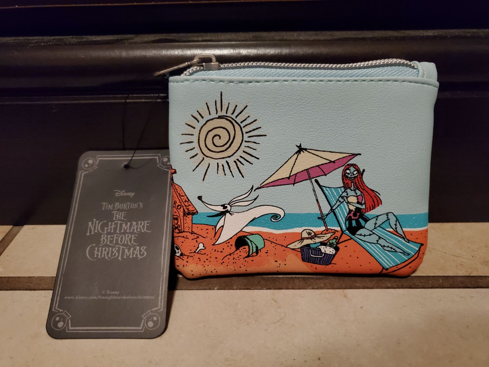 Nightmare before Christmas coin purse